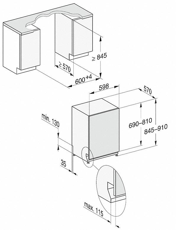 -s 3DMultiFlexladicom i 44 dB(A) za najveći komfor.-20000148096